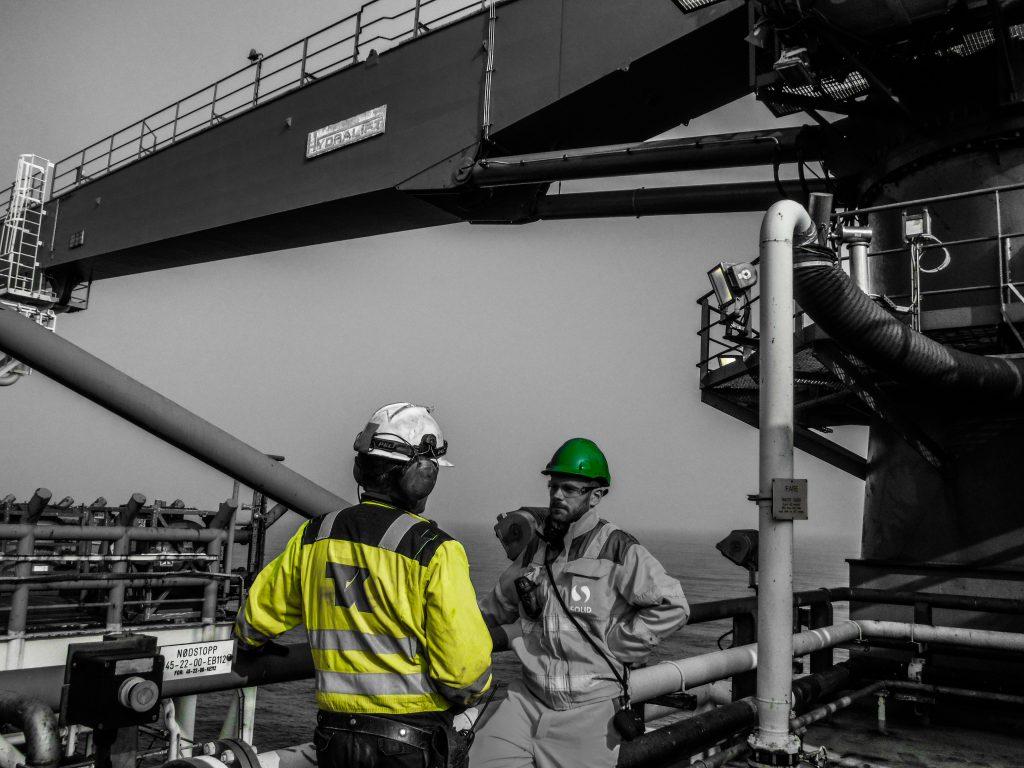 Petrojarl Varg, Olje & Gass, HMSK, Miljø